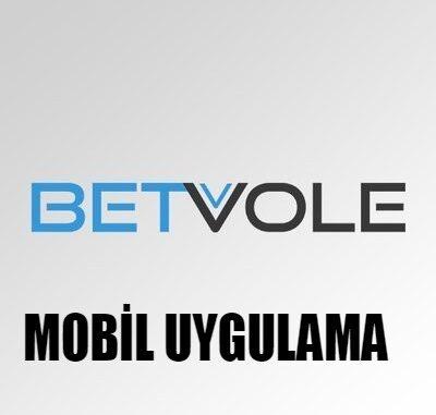 Betvole Mobil Uygulama