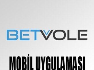 betvole mobil uygulaması