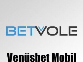 Venüsbet Mobil
