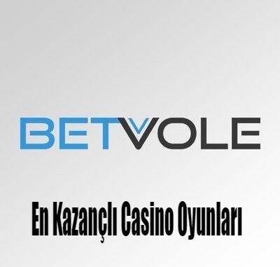 En Kazançlı Casino Oyunları