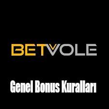 Betvole Genel Bonus Kuralları
